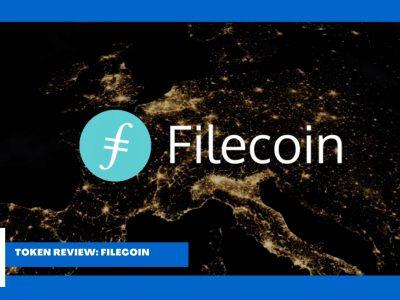 Filecoin Token Review